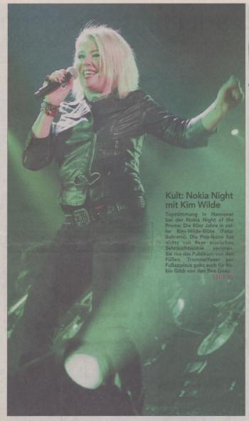 Neue Presse (Germany), December 18, 2008