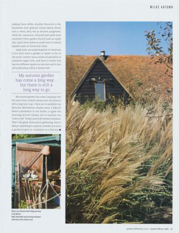 Garden Confidential (UK), October 2008
