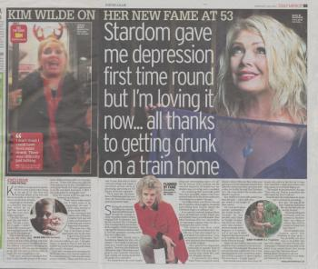 Daily Mirror (UK), December 19, 2013