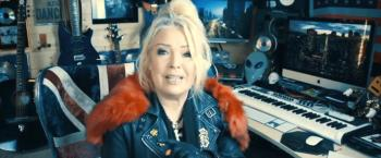 Kim Wilde's video for Wilde Life