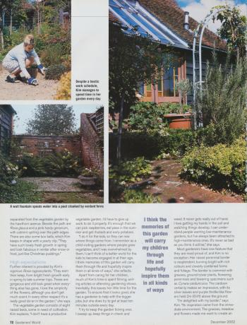 Gardeners' World (UK), December 2002