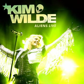 'Aliens Live' album cover