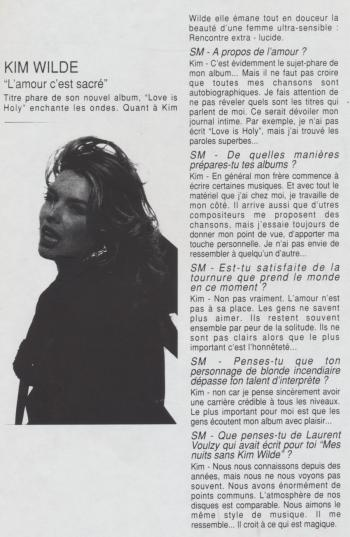 Star Music (France), August 1992
