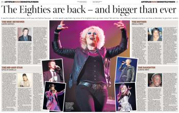 The Independent (UK), May 29, 2009