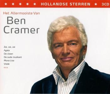 The 3CD box set 'Het Allermooiste van Ben Cramer'