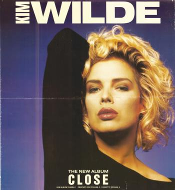 A 'Close' poster from 1988 is one of the new submissions on Posterogs.com