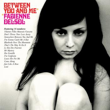 The CD 'Between you and me'