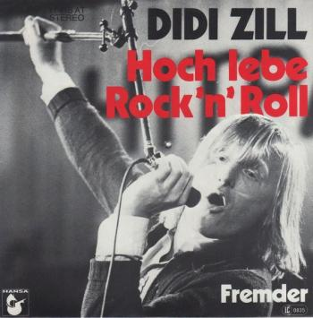 "The 7"" single 'Hoch lebe Rock 'n' Roll'"