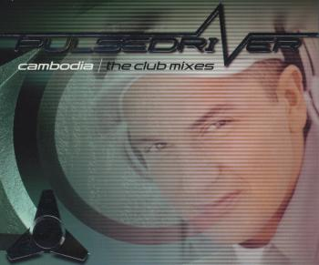 The CD-single 'Cambodia: The club mixes'