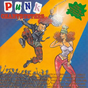 The album 'Punk Chartbusters'