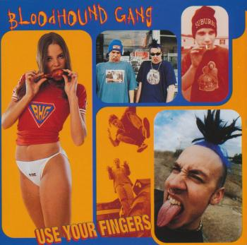 The CD 'Use your fingers' (1999)
